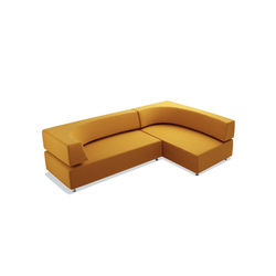 Baia modular seating system | Divani lounge | B.R.F.