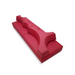 Baia modular seating system | Sistemi di sedute componibili | B.R.F.