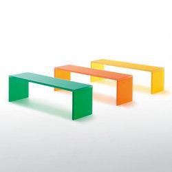 Triennale | Bancos | Glas Italia