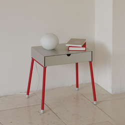 Quattro gambe | Night stands | Svitalia, Design, and