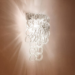 Giogali | Wall lights | Vistosi