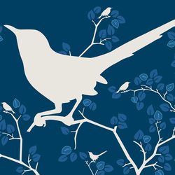Birds | Wall coverings | Designwall