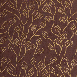 Serena espresso | Wall coverings | Weitzner
