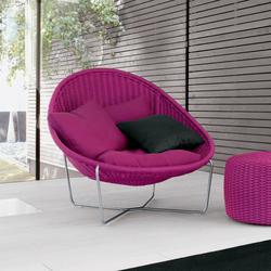 Nido | Garden armchairs | Paola Lenti
