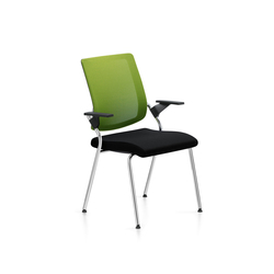 black dot net | Visitors chairs / Side chairs | Sedus Stoll