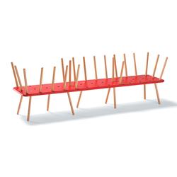 Pancabestia | Upholstered benches | Novecentoundici