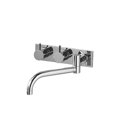 633K - Two-handle mixer | Wash basin taps | VOLA