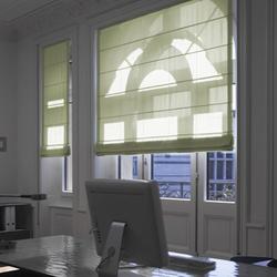 Sistema Raff Silent Gliss 2210 | Roman/austrian/festoon blinds | Silent Gliss