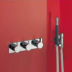 803K-071 - Two-handle mixer | Shower controls | VOLA