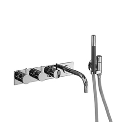 814C-071 - Two-handle mixer | Bath taps | VOLA
