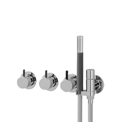 871 - Two-handle mixer | Bath taps | VOLA