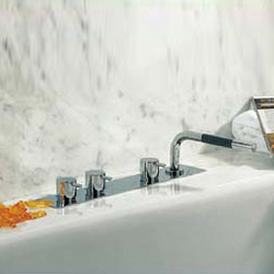 BK4 - Two-handle mixer | Bath taps | VOLA