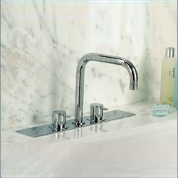 BK6 - Two-handle mixer | Bath taps | VOLA
