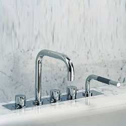 BK11 - Two-handle mixer | Bath taps | VOLA