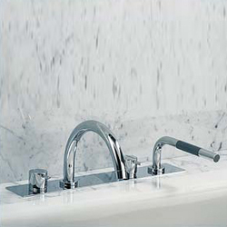 BK12 - One-handle mixer | Bath taps | VOLA