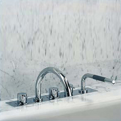 BK13 - Two-handle mixer | Bath taps | VOLA