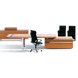 I|X Table natural Theme | Executive desks | Nurus