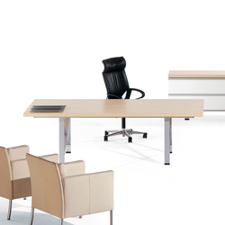I|X Table white Theme | Individual desks | Nurus