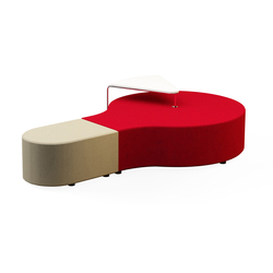 Connect JR Sofa | Waiting area benches | Nurus