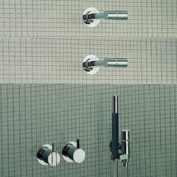 2471-2x081 - One-handle mixer | Shower taps / mixers | VOLA