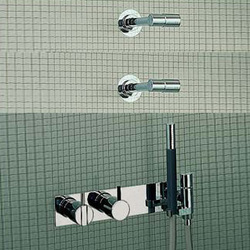 2473-2x081 - One-handle mixer | Shower taps / mixers | VOLA