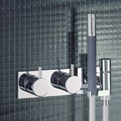 673K - Two-handle mixer | Shower controls | VOLA