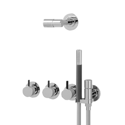 871-081 - Two-handle mixer | Shower controls | VOLA