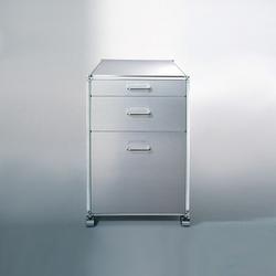 Rollcontainer alu  ROLLCONTAINER - Büroschränke von Artmodul | Architonic