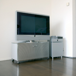 Mobile storage unit | Multimedia sideboards | Artmodul