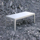 aluna coffee table | Mesas de centro | nut + grat