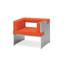 Anika | Lounge chairs | Kokuyo