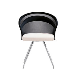 Shells chair I 945 | Chaises de restaurant | Tonon