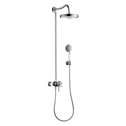 AXOR Montreux Showerpipe DN15 | Shower controls | AXOR