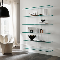 Trasparenza | Shelving systems | Tonelli