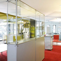 constructiv PON Office | Vitrinas | Burkhardt Leitner