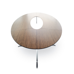 Mehes conference table | Contract tables | Ahrend