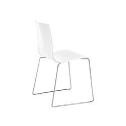 Wok sledge chair | Sillas multiusos | Desalto