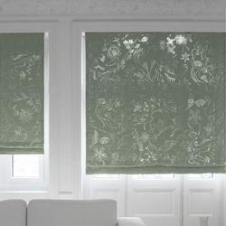 Sistema Raff Silent Gliss 2205 | Roman/austrian/festoon blinds | Silent Gliss