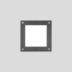 Recessed wall luminaires 2202/2204/... | General lighting | BEGA