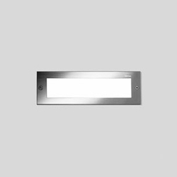 Recessed wall luminaires 2258/2130/... | Illuminazione generale | BEGA