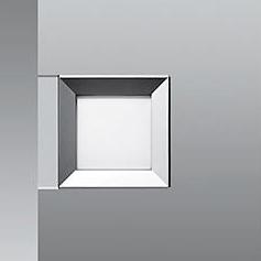 Wall/ceiling and pillar luminaire 2625/2633/...   Iluminación general   BEGA