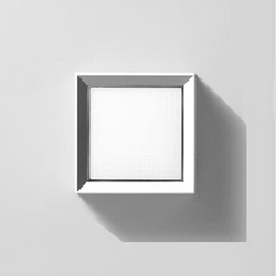 Wall / ceiling luminaire 2645/2646/... | General lighting | BEGA