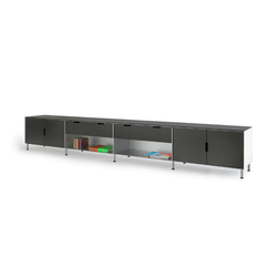 Sideboard, long 530 [System Furniture T71] | Credenze | Patrick Lindon