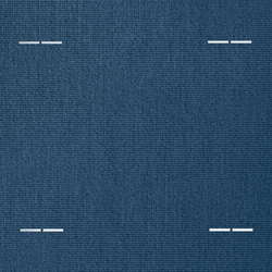 Lyn 18 Dark Blue | Wall-to-wall carpets | Carpet Concept