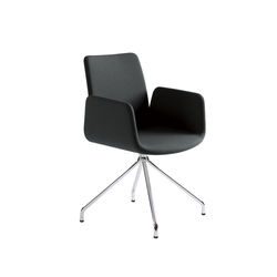 Lumi Swivel Chair | Sedie conferenza | Dietiker