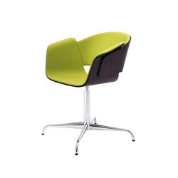 Rondo | Visitors chairs / Side chairs | Bene