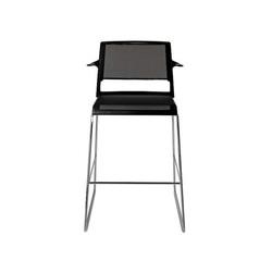 Aline 230/6 | Bar stools | Wilkhahn