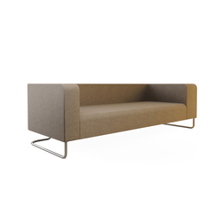 Hi&Lo Double Sofa | Loungesofas | Nurus