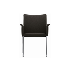 milanosoft 5231/A | Restaurant chairs | Brunner