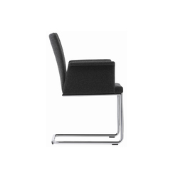 milanosoft 5237/A | Visitors chairs / Side chairs | Brunner